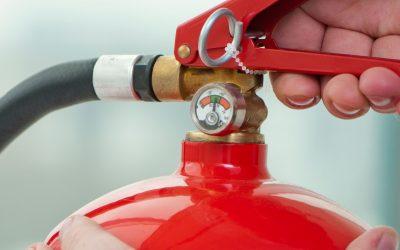 De ce este importantă întreținerea stingătorului de incendiu?